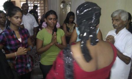 prayer to receive Christ