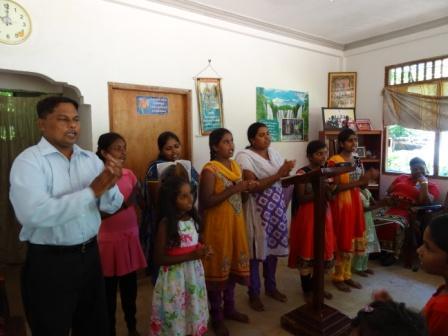 Fellowship near Digana
